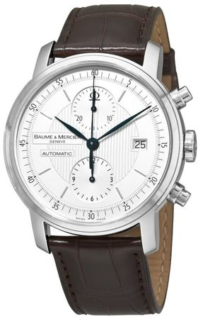 Baume & Mercier Classima Executives Automatic Chronograph  Men's Watch 8692