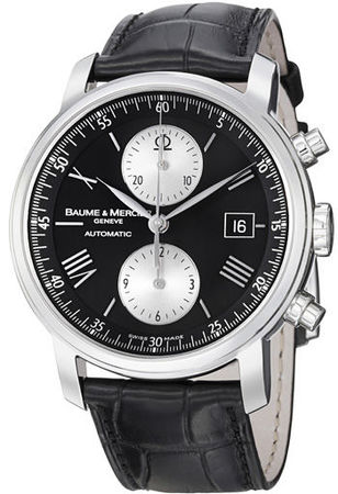 Baume & Mercier Classima Executives Automatic Chronograph  Men's Watch 8733