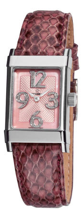 Eterna 1935  Swiss Automatic Pink Leather Women's Watch 8790.41.84.1157