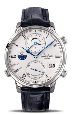 Glashutte Original Art & Technik Senator Cosmopolite  Men's Watch 89-02-01-04-30
