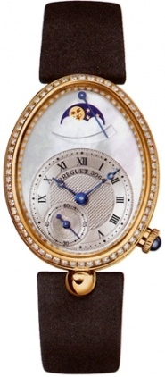 Breguet Reine de Naples Automatic  Women's Watch 8908BA-52-864-D00D