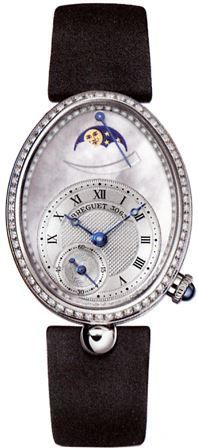 Breguet Reine de Naples   Women's Watch 8908BB/52/864/D00D