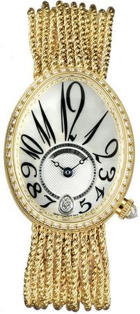 Breguet Reine de Naples   Women's Watch 8918BA/58/J39.D00D