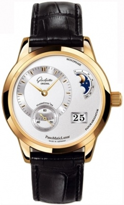 Glashutte Original Art & Technik PanoMaticLunar  Men's Watch 90-02-01-01-04