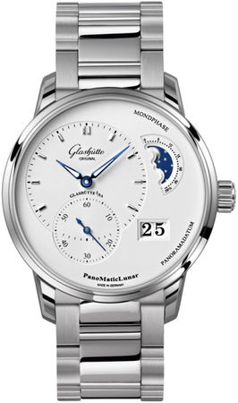 Glashutte Original Art & Technik PanoMaticLunar  Men's Watch 90-02-42-32-24
