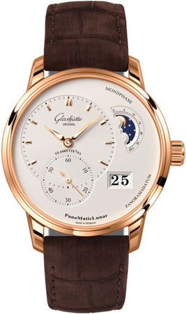 Glashutte Original Art & Technik PanoMaticLunar  Men's Watch 90-02-45-35-04