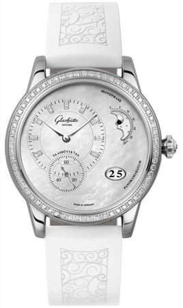 Glashutte Original Lady Collection Panomatic Lunar Ladies  Women's Watch 90-12-01-12-04