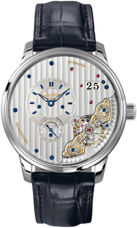 Glashutte Original Art & Technik PanoMaticInverse  Men's Watch 91-02-02-02-30