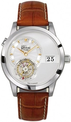 Glashutte Original Art & Technik PanoMaticTourbillon  Men's Watch 93-01-13-12-04