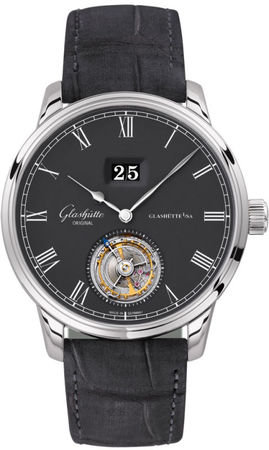 Glashutte Original Art & Technik Senator Tourbillion  Men's Watch 94-03-04-04-04