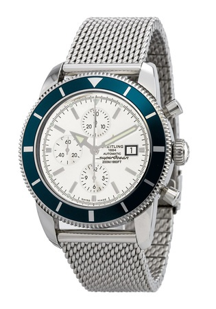 Breitling Superocean Heritage Chronograph  Men's Watch A1332016/G698-SS