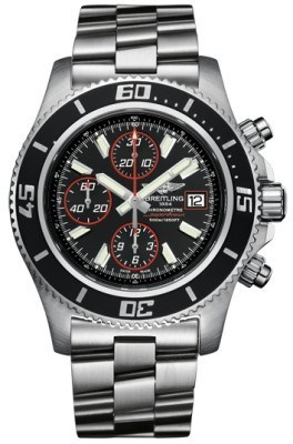 Breitling Superocean Chronograph II  Men's Watch A1334102/BA81