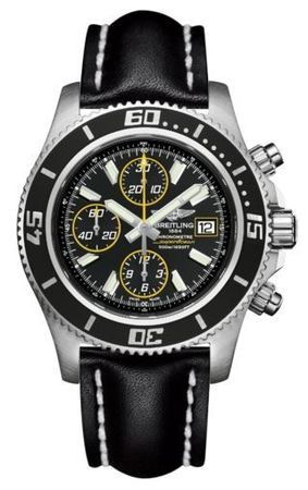 Breitling Superocean Chronograph II  Men's Watch A1334102/BA82-1LT