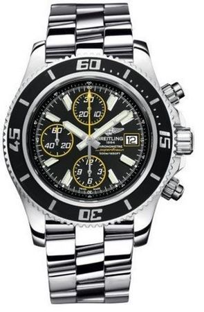 Breitling Superocean Chronograph II  Men's Watch A1334102/BA82-SS3