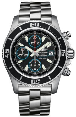 Breitling Superocean Chronograph II  Men's Watch A1334102/BA83-SS