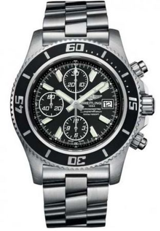 Breitling Superocean Chronograph II  Men's Watch A1334102/BA84-134A