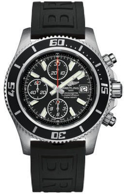 Breitling Superocean Chronograph II  Men's Watch A1334102/BA84-RS