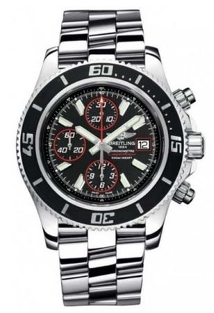 Breitling Superocean Chronograph II  Men's Watch A13341A8/BA81-163A