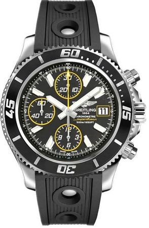 Breitling Superocean Chronograph II  Men's Watch A13341A8/BA82-200S