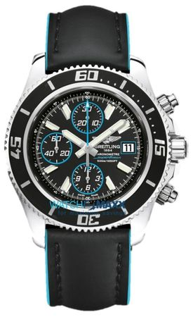 Breitling Superocean Chronograph II  Men's Watch A13341A8/BA83-LST