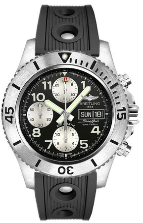 Breitling Superocean Chronograph Steelfish 44  Men's Watch A13341C3/BD19-200S