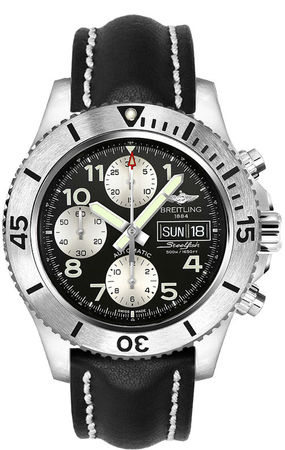 Breitling Superocean Chronograph Steelfish 44  Men's Watch A13341C3/BD19-435X