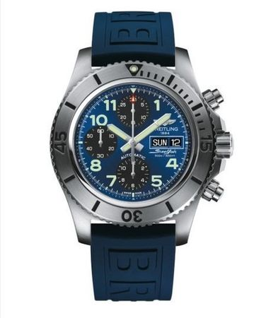 Breitling Superocean Chronograph Steelfish 44  Men's Watch A13341C3/C893-158S