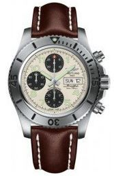 Breitling Superocean Chronograph Steelfish 44  Men's Watch A13341C3/G782-437X