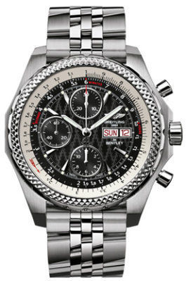 Breitling Bentley GT  Men's Watch A1336212/B960-SS