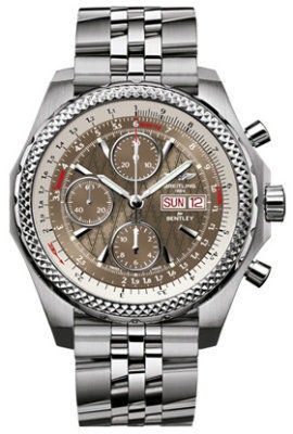 Breitling Bentley GT  Men's Watch A1336212/Q570-SS