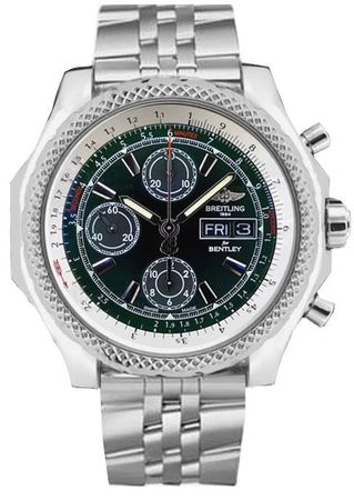 Breitling Bentley GT II  Men's Watch A1336512/L520-980A