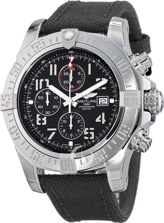 Breitling Avenger Super Avenger II  Men's Watch A1337111/BC28-104W