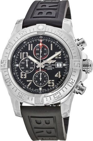 Breitling Avenger Super Avenger II  Men's Watch A1337111/BC28-155S