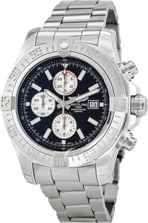 Breitling Avenger Super Avenger II  Men's Watch A1337111/BC29-168A