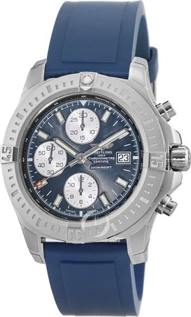 Breitling Colt Chronograph Automatic Blue Dial Men's Watch A1338811/C914-145S