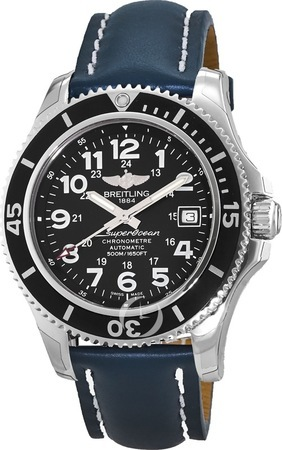 Breitling Superocean II 42  Men's Watch A17365C9/BD67-113X