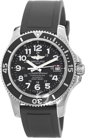 Breitling Superocean II 42  Men's Watch A17365C9/BD67-132S