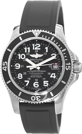 Breitling Superocean II 42  Men's Watch A17365C9/BD67-136S