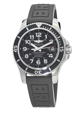 Breitling Superocean II 42  Men's Watch A17365C9/BD67-150S