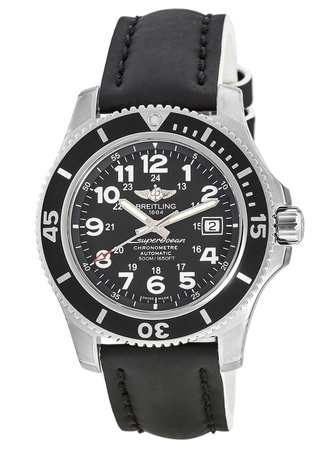 Breitling Superocean II 42  Men's Watch A17365C9/BD67-222X