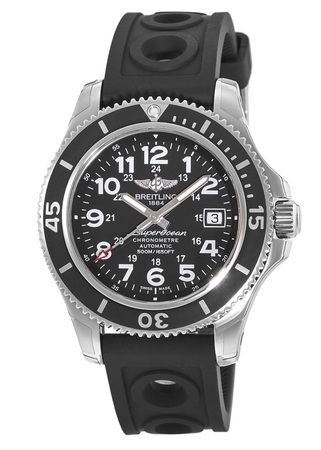 Breitling Superocean II 42  Men's Watch A17365C9/BD67-225S