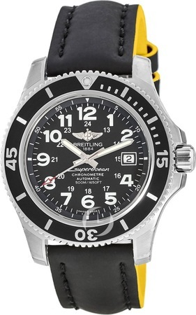 Breitling Superocean II 42  Men's Watch A17365C9/BD67-225X