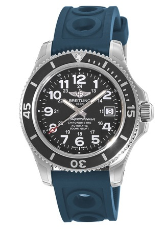 Breitling Superocean II 42  Men's Watch A17365C9/BD67-229S