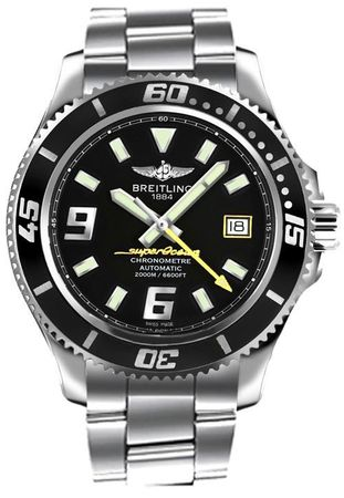 Breitling Superocean 44  Men's Watch A1739102/BA78-134A