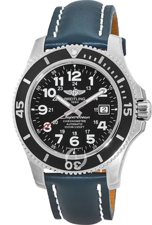 Breitling Superocean II 44  Men's Watch A17392D7/BD68-105X
