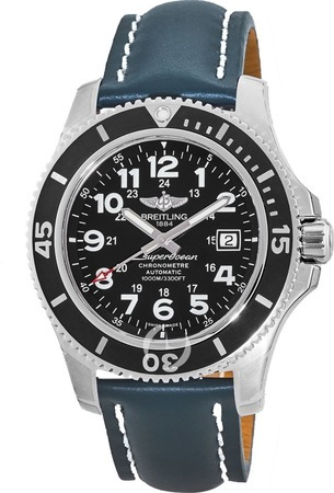 Breitling Superocean II 44  Men's Watch A17392D7/BD68-112X