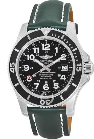 Breitling Superocean II 44  Men's Watch A17392D7/BD68-189X