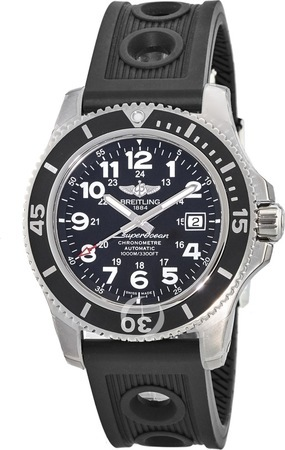 Breitling Superocean II 44  Men's Watch A17392D7/BD68-200S
