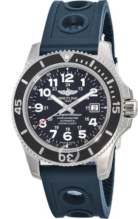Breitling Superocean II 44  Men's Watch A17392D7/BD68-228S