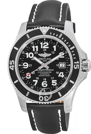 Breitling Superocean II 44  Men's Watch A17392D7/BD68-435X